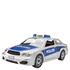 Junior kit : Voiture de police - Revell: Image 1