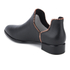 Senso Women's Bailey VIII Leather Ankle Boots - Ebony/Rose Gold: Image 4