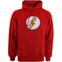 DC Comics Mens Flash Distress Hoody - Red: Image 1
