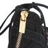 MICHAEL MICHAEL KORS Women's Mirabel Leather Mid Heel Sandals - Black: Image 5