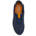 Jack & Jones Men's Fayette Mesh Trainers - Navy Blazer: Image 3