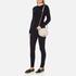 Karl Lagerfeld Women's K/Chain Small Shoulder Bag - Cream: Image 7
