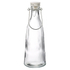 Parlane Glass Bottle - Clear: Image 1