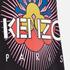 KENZO Women's Tenamie Flower Logo T-Shirt - Black: Image 5