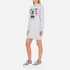 KENZO Women's Tiger Sweater Dress - Light Grey: Image 2
