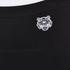 KENZO Women's Tiger Logo Flared Skirt - Black: Image 5