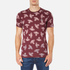 Vivienne Westwood Anglomania Men's Time Machine T-Shirt - Burgundy: Image 1