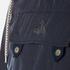Vivienne Westwood Anglomania Men's Military Parka Jacket - Dark Blue: Image 7