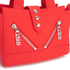 KENZO Women's Kalifornia Mini Tote Bag - Red: Image 3