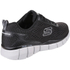 Skechers Men's Equaliser 2.0 Settle The Score Low Top Trainers - Black: Image 2