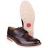 Base London Men's Apsley Brogue Shoes - Brown: Image 3