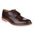 Base London Men's Apsley Brogue Shoes - Brown: Image 1