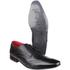 Base London Men's Sew Brogue Shoes - Black: Image 3