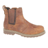 Amblers Safety Men's FS165 Chelsea Boots - Brown: Image 1