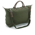 WANT LES ESSENTIELS Men's Hartsfield Weekender Tote - Olive/Gunmetal: Image 3