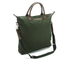 WANT LES ESSENTIELS Men's O'Hare Shopper Tote - Olive/Gunmetal: Image 3