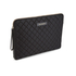 WANT LES ESSENTIELS Men's Florio 13' Computer Folio - Black Quilt/Black: Image 2