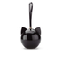 Lulu Guinness Women's Kooky Cat Perspex Orb Clutch - Black: Image 6