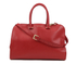 Lulu Guinness Women's Vivienne Medium Smooth Leather Tote Bag - Red: Image 1