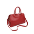 Lulu Guinness Women's Vivienne Medium Smooth Leather Tote Bag - Red: Image 3