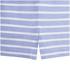 Polo Ralph Lauren Stripe Cotton Polo Shirt - Blue/White: Image 6