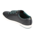 Ted Baker Men's Theeyo 3 Leather Cupsole Trainers - Black: Image 4