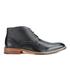 Ted Baker Men's Torsdi4 Leather Desert Boots - Black: Image 1