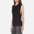 BOSS Orange Women's Willimply Sleevless Arm Drop Tunic Top - Black: Image 2