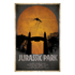 Jurassic Park Inspired Illustrative Art Print - 11.7 x 16.5 Inches: Image 1