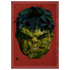 In Pieces' - Hulk Inspired Artwork Print - 14 x 11 Inches: Image 1