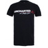 Unchartered 4 Mens Logo Heren T-Shirt - Zwart: Image 1