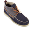 Sperry Men's A/O 2-Eye Wedge Suede Chukka Boots - Dark Grey: Image 2