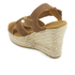 Superdry Women's Isabella Wedged Espadrilles - Tan: Image 4
