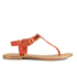 Superdry Women's Bondi Thong Sandals - Mango: Image 1