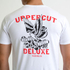 Uppercut Deluxe Men's Eagle T-Shirt - White: Image 1