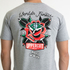 Uppercut Deluxe Men's World's Finest T-Shirt - Grey: Image 1