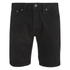 Jack & Jones Men's Rick Original Denim Shorts - Black: Image 1