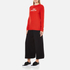 Bella Freud Women's God Created Merino Wool Jumper - Red: Image 4