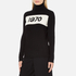 Bella Freud Women's 1970 Polo Merino Wool Jumper - Black: Image 2