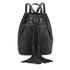 Rebecca Minkoff Women's Isobel Tassel Backpack - Black: Image 1
