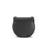 Rebecca Minkoff Women's Isobel Tassel Saddle Crossbody Bag - Black: Image 6
