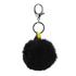 Rebecca Minkoff Women's Fur Pom Pom - Black: Image 2