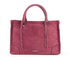Rebecca Minkoff Women's Regan Satchel Tote - Tawny Port: Image 6