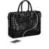 Aspinal of London Women's Small Mount Street Tech Bag - Black Croc: Image 3