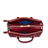 Aspinal of London Women's Marylebone Medium Croc Tote - Bordeaux: Image 5