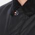 Barbour X Steve McQueen Men's Sandford Wax Jacket - Navy: Image 5