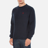 Barbour Heritage Men's Standards Sweatshirt - Navy: Image 2