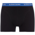 Bjorn Borg Men's Contrast Solids Triple Pack Boxer Shorts - Black: Image 4