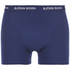 Bjorn Borg Men's Solids Boxer Shorts - Blue Depths: Image 2