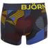 Bjorn Borg Men's Twin Pack Camo Boxer Shorts - Total Eclipse: Image 2